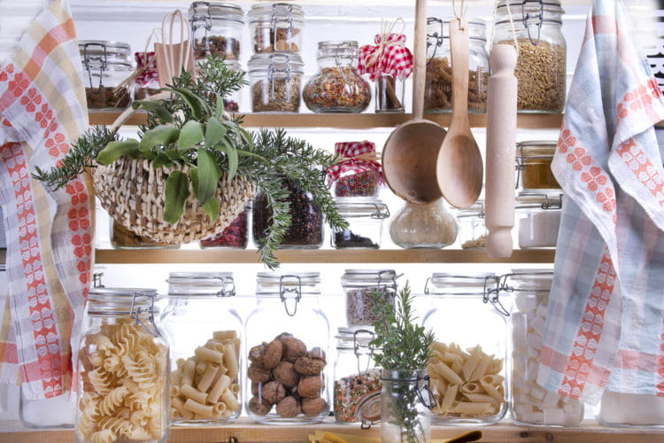 Organize Your Pantry to Perfection