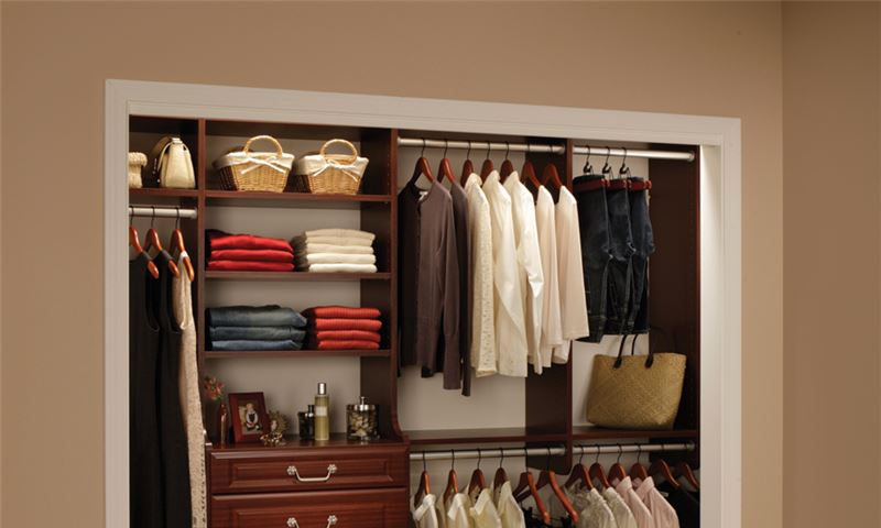 Reach-in Closets by Bay Home & Window
