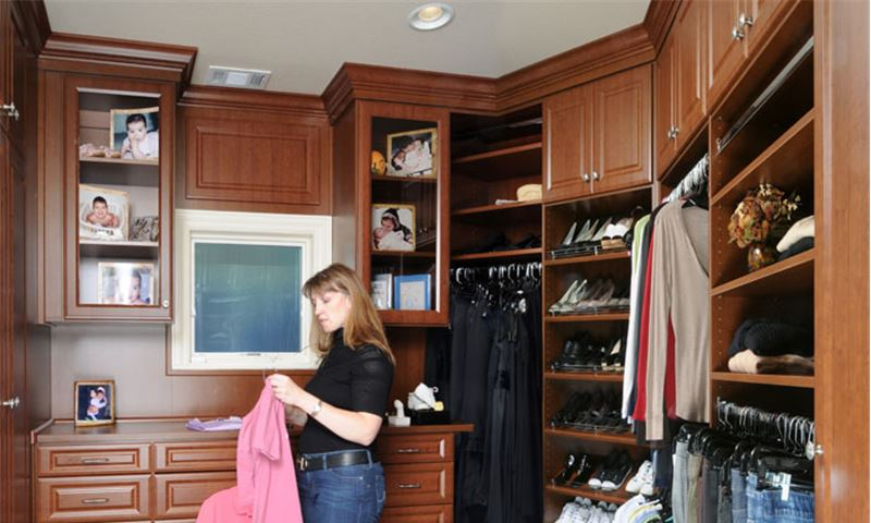 Walk-In Closets by Bay Home & Window