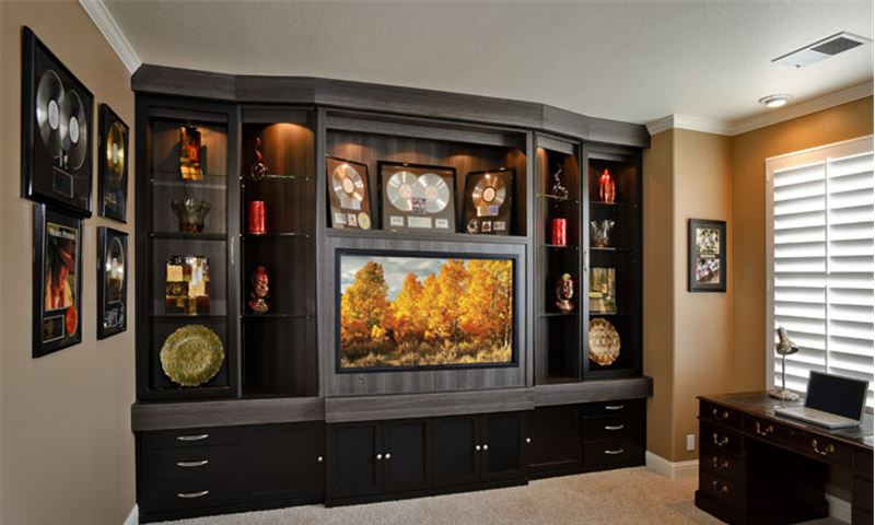 Entertainment Centers by Bay Home & Window