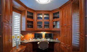 Custom Built-In Cabinets Pleasanton CA